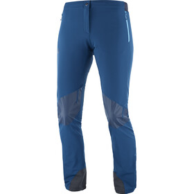 Salomon Wayfarer Mountain Broek Dames, poseidon
